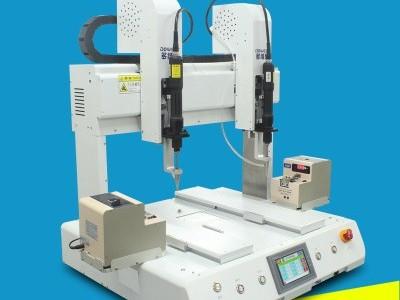 CCD视觉锁螺丝机适用于那些行业-坚丰股份