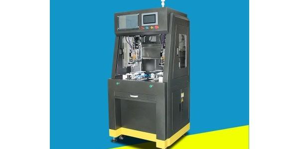 全自动锁螺丝机如何让你的工厂实现智能制造-坚丰股份