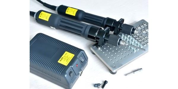 电动螺丝刀的工作原理与保养-坚丰股份