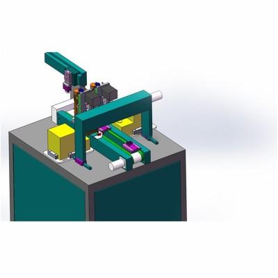PCBA自动锁螺丝机