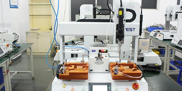 坚丰电子生产的螺丝机适用螺丝是什么范围?